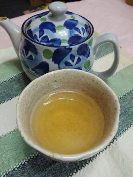 新茶の季節ですの画像